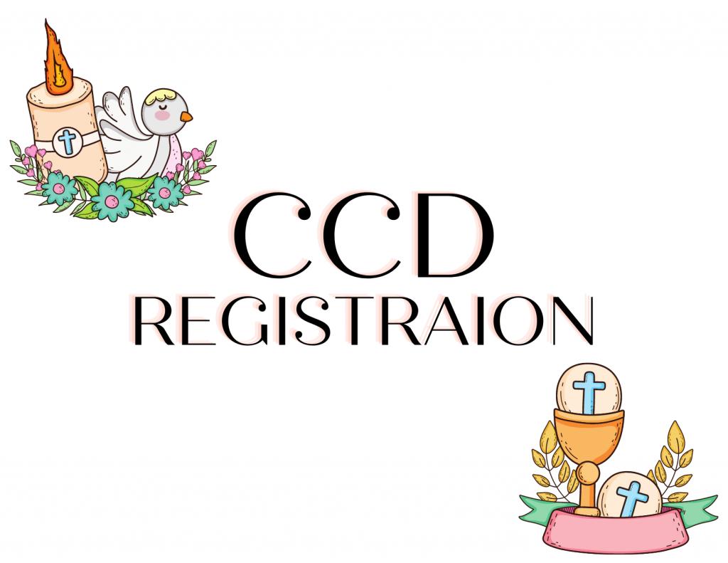CCD Registration Dates Announced!