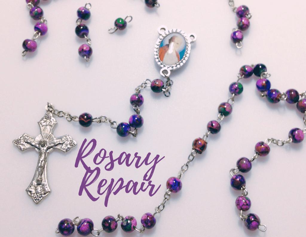 Rosary Repairs